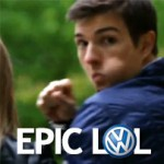 VOLKSWAGEN: Pub na Linguagem Internacional do Broche