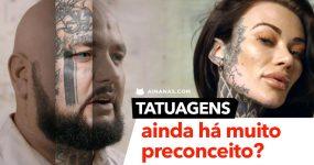 PRECONCEITO contra malta tatuada. Ainda existe?