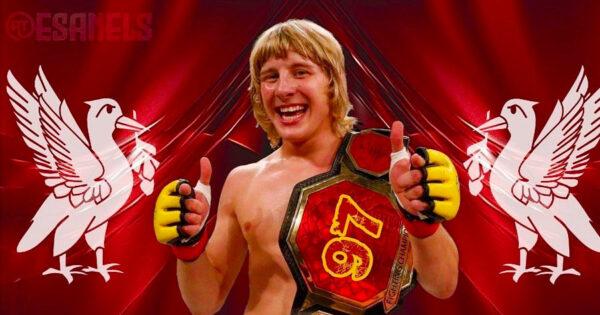 Paddy 'The Baddy' Pimblett é o gajo de quem se fala no MMA