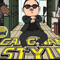 GANGNAM STYLE é o Video Mais visto de Sempre no Youtube