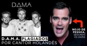 D.A.M.A. Plagiados por Cantor Holandês