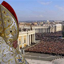 Fumo branco, há novo Papa