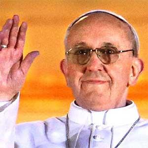 Papa Revela porque escolheu o nome de Francisco