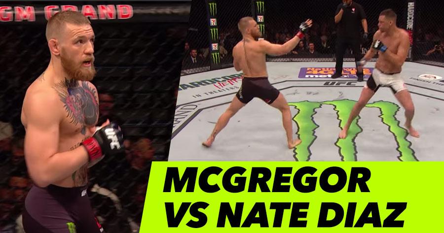 Combate Completo: UFC 196 – McGregor VS Nate Diaz