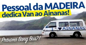 Viciados da MADEIRA Dedicaram a Sua Van ao Ainanas