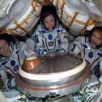 NASA transmite em directo o regresso de 3 astronautas