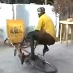 BOSS: show de equilíbrio em 2 rodas no Senegal