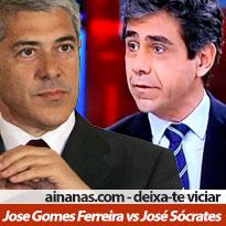José Gomes Ferreira: os 3 embustes do Regresso de Sócrates
