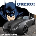 BADASS CAR: Wiesmann MF5 V10 Black Bat