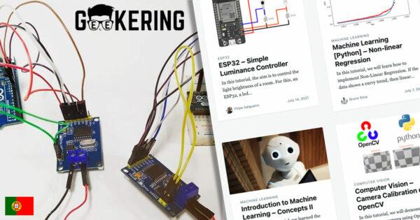 Geekering: Projeto português é TESOURO Geek!