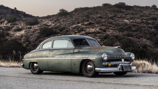 Icon Derelict Mercury Coupe de 1949