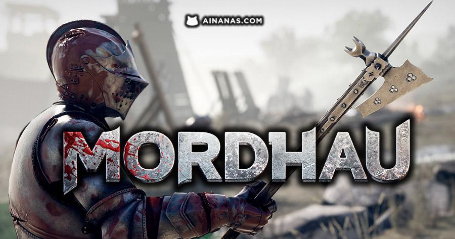 Já conheces Mordhau? O novo multiplayer Medieval?