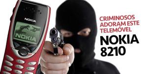 Criminosos Usam Velhos Nokias Para Escapar à Polícia