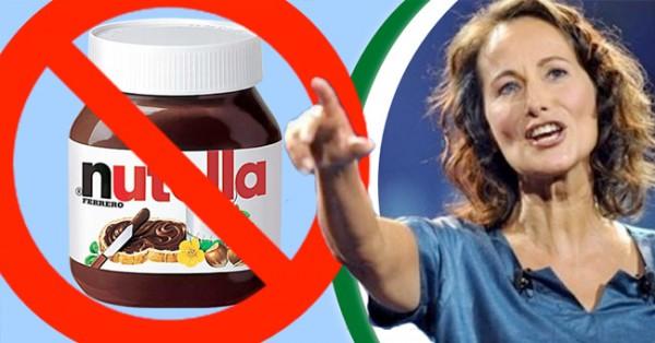 Ministra Francesa Pede que Parem de Comer Nutella