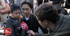 Pai e Filho têm Conversa Impagável sobre os Atentados em França