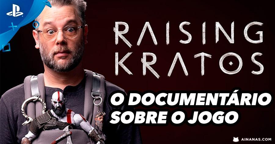 Raising Kratos, a história por detrás de God of War