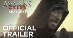Divulgado trailer de Assassin's Creed