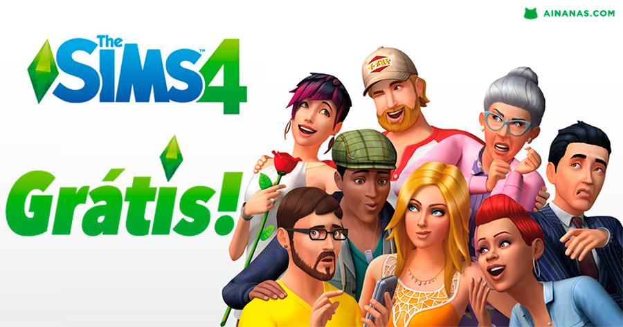 RÁPIDO: The Sims 4 está gratuito para PC e MAC!