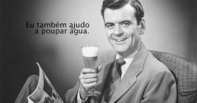 NÓS SABÍAMOS: Cerveja Salva Homem da Morte