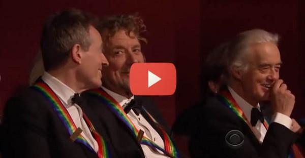 Cover de Led Zeppelin deixa a Banda em Lágrimas