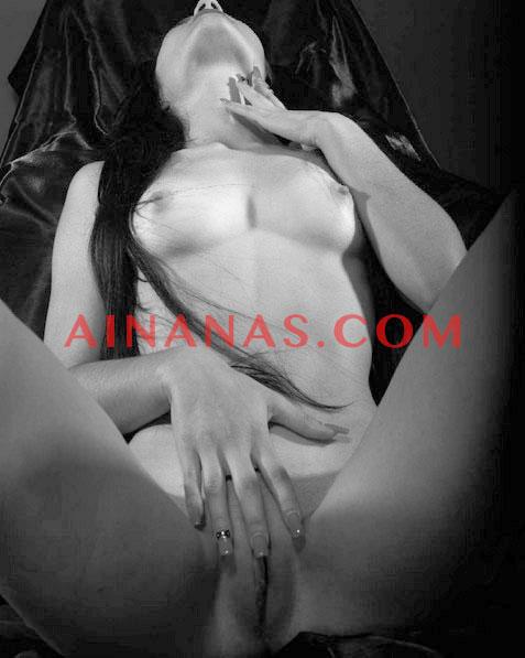 Voyeur Movie of Darkhair Babe Tatiana - Free Porn Videos