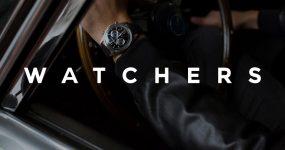 WATCHERS: Luxo ao alcance de todos os pulsos